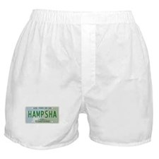 hampsha plate Boxer Shorts