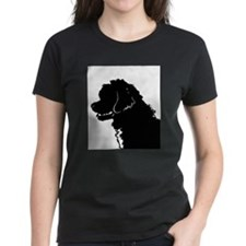 Portuguese Water Dog Head Tee