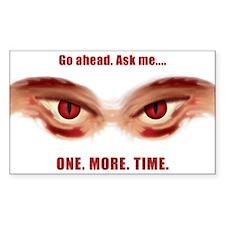 Evil Eye Decal