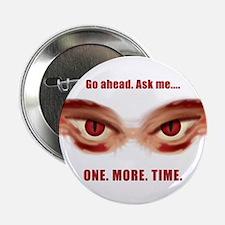 """Evil Eye 2.25"""" Button"""