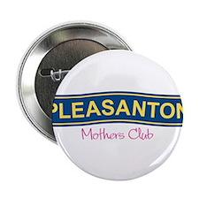 "Pleasanton Mothers Club 2.25"" Button (10 pack)"