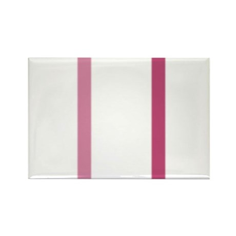 Pregnancy Test Rectangle Magnet