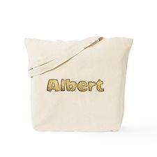 Albert Toasted Tote Bag