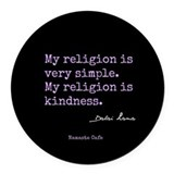 Compassion Round Car Magnets