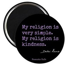 My Religion is Kindness Magnet