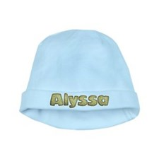 Alyssa Toasted baby hat