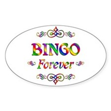 Bingo Forever Decal