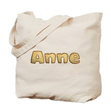 Anne Toasted Tote Bag