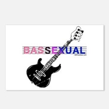 BasSexual Postcards (Package of 8)