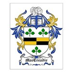 MacCreadie Coat of Arms Small Poster