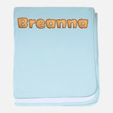 Breanna Toasted baby blanket
