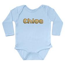 Chloe Toasted Long Sleeve Infant Bodysuit