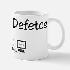zero defetcs Small Small Mug
