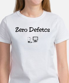 zero defetcs Women's T-Shirt