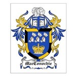 MacConochie Coat of Arms Small Poster