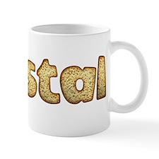 Crystal Toasted Mug
