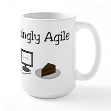 suprisingly agile Mug