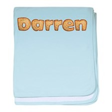 Darren Toasted baby blanket
