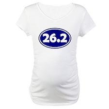 26.2 Oval - Navy Blue Shirt
