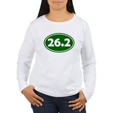 26.2 Oval - Forest Green T-Shirt