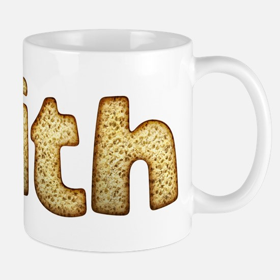 Faith Toasted Mug