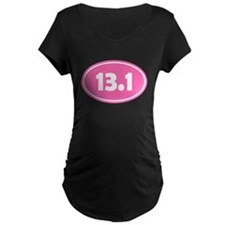 13.1 Oval - Pink T-Shirt