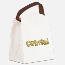 Gabriel Toasted Canvas Lunch Bag