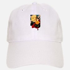 Cute Witch Baseball Baseball Cap