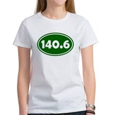140.6 Oval - Forest Green Tee