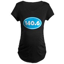 140.6 Oval - Sky Blue T-Shirt