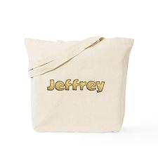 Jeffrey Toasted Tote Bag