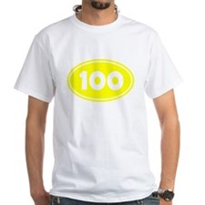 100k Oval - Yellow Shirt