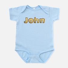 John Toasted Infant Bodysuit