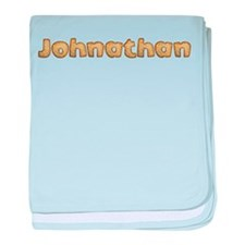 Johnathan Toasted baby blanket