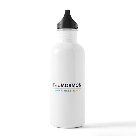 I'm a Mormon: I know it, I live it, I love it Stai