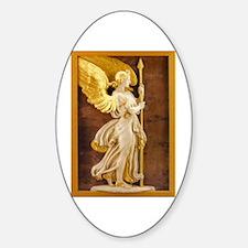 Golden Angel Decal