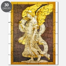 Golden Angel Puzzle