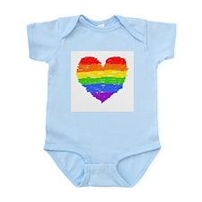 Proud Love Infant Creeper