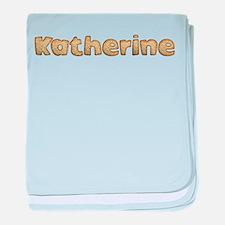 Katherine Toasted baby blanket