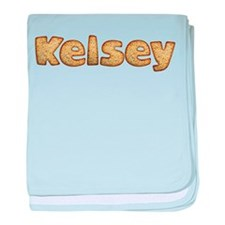 Kelsey Toasted baby blanket