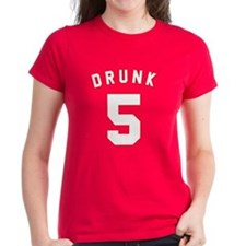 Drunk 5 Tee