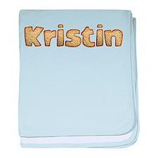 Kristin Toasted baby blanket