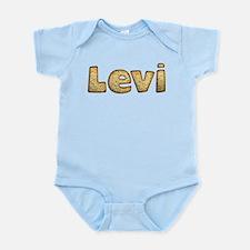 Levi Toasted Infant Bodysuit