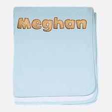 Meghan Toasted baby blanket