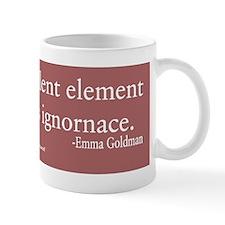 """""""Social Ignorance"""" Mug"""