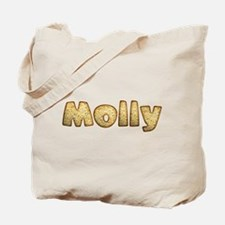 Molly Toasted Tote Bag