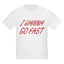Go Fast Kids T-Shirt