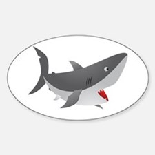 Cute and Cuddly Baby Shark Decal