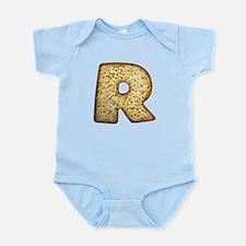 R Toasted Infant Bodysuit
