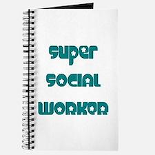 Unique Super social worker Journal